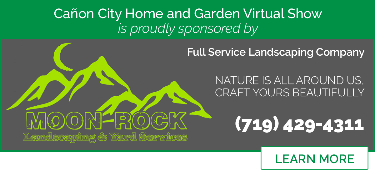 Moon Rock Landscaping Cañon City Home & Garden Show